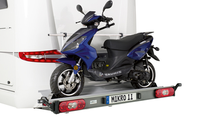 SAWIKO bicycle carrier MIKRO 2