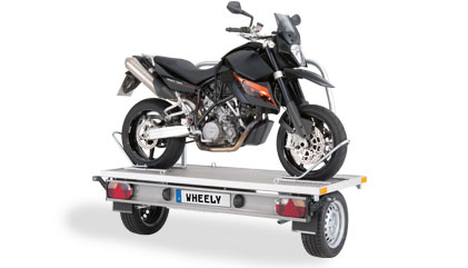 WHEELY conversion kit 1 motorcycle