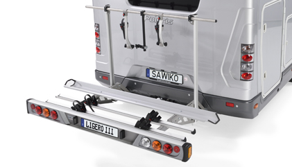 SAWIKO bicycle carrier LIGRO 3