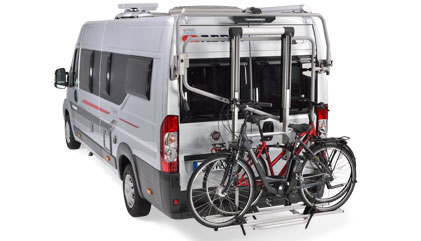 FUTURO E-Lift van rear rack