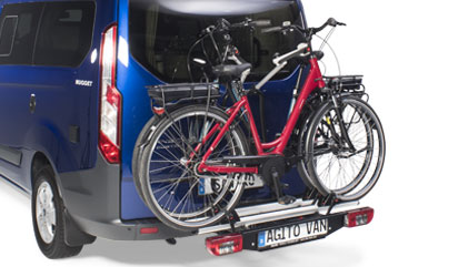 AGITO Van - AGITO Van bicycle carrier for Ford Nugget