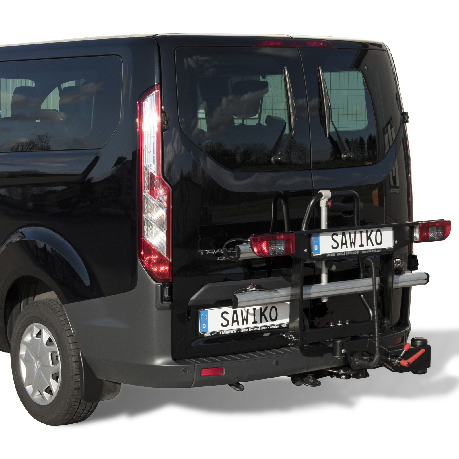 Agito Van For Ford Westfalia Nugget And Ford Tourneo