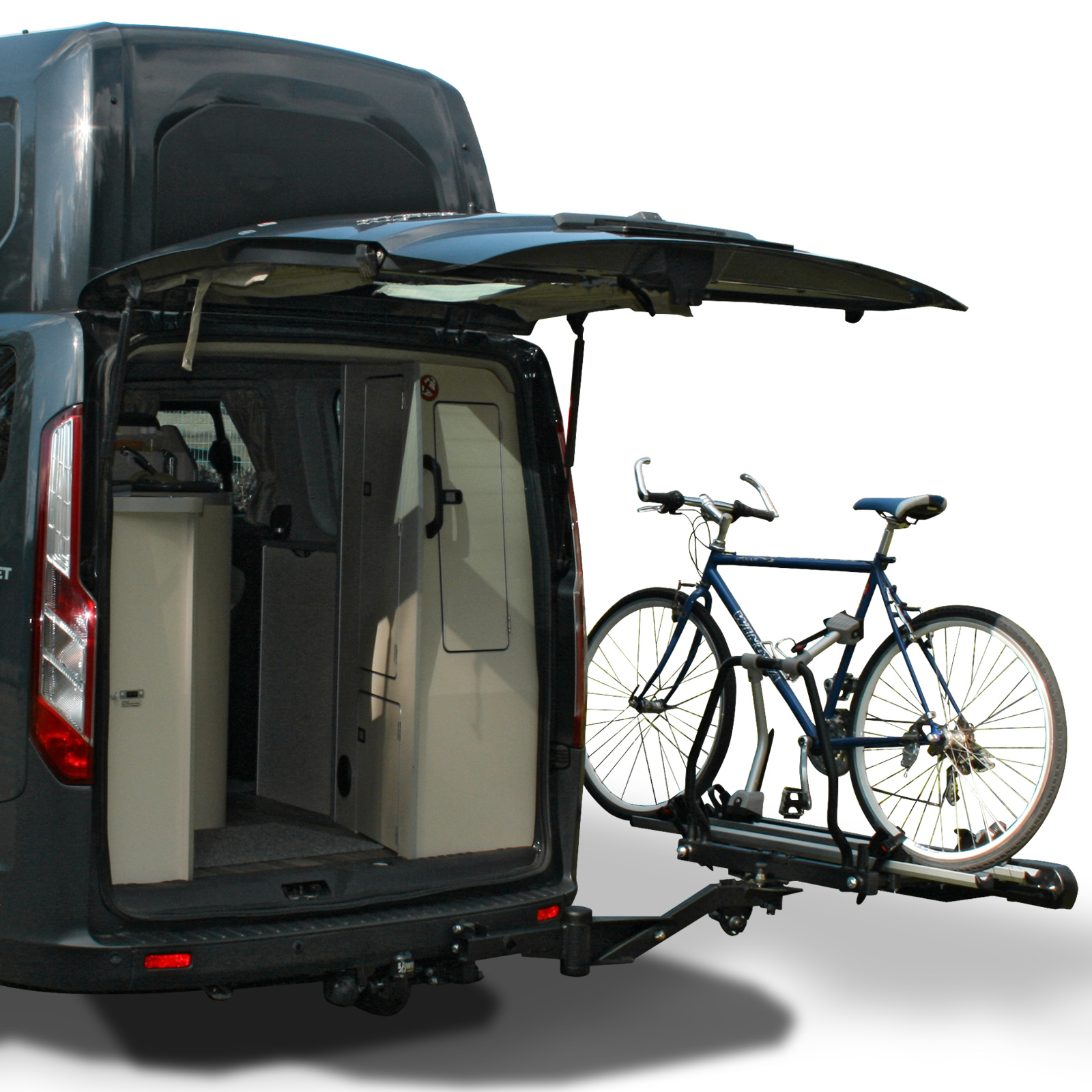 Garage Storage System >> AGITO Van for Ford Westfalia Nugget and Ford Tourneo Custom | SAWIKO