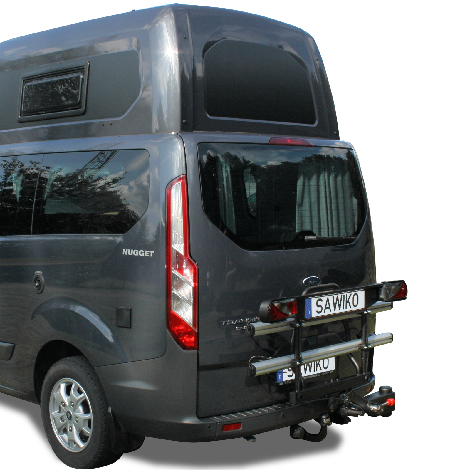 Swiss Vans Large Uk Ford: AGITO Van For Ford Westfalia Nugget And Ford Tourneo Custom