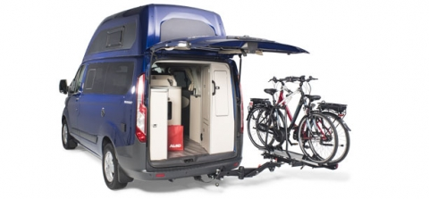 AGITO Van - Perfect for the active holidaymaker.